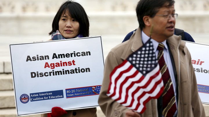 asian americans and college admissions