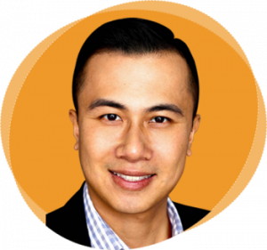 Eric Eng, owner and founder of AdmissionSight