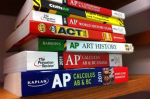 AP Courses Prep Books for students to study