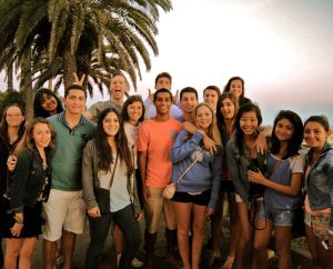 At the end of each summer, high school seniors go to santa monica pier to reflect their experiences at UCLA summer sessions
