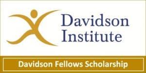 Davidson Fellows Summer Program and Scholarship