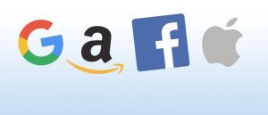 Google Amazon Facebook Apple