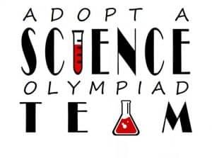 Adopt a science olympiad team logo