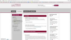 The Common Application is a nonprofit member organization that runs the long-standing service enabling students to fill out a single undergraduate application and have it sent to any number of participating schools