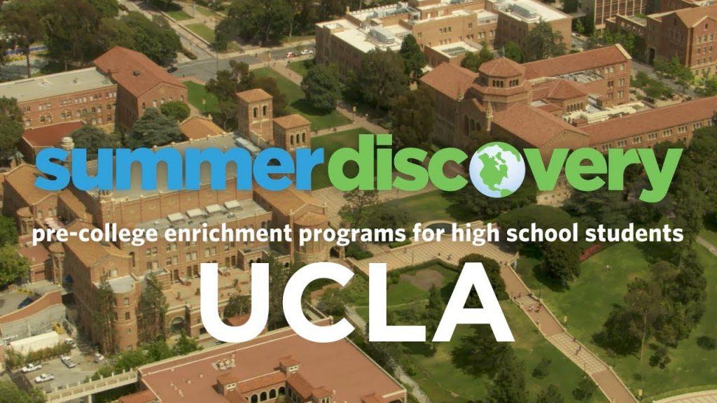 UCLA Summer programs