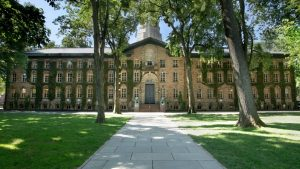 The campus in which the camp is located at