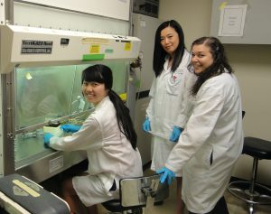 Emily Pang at the Simons Summer Research Program