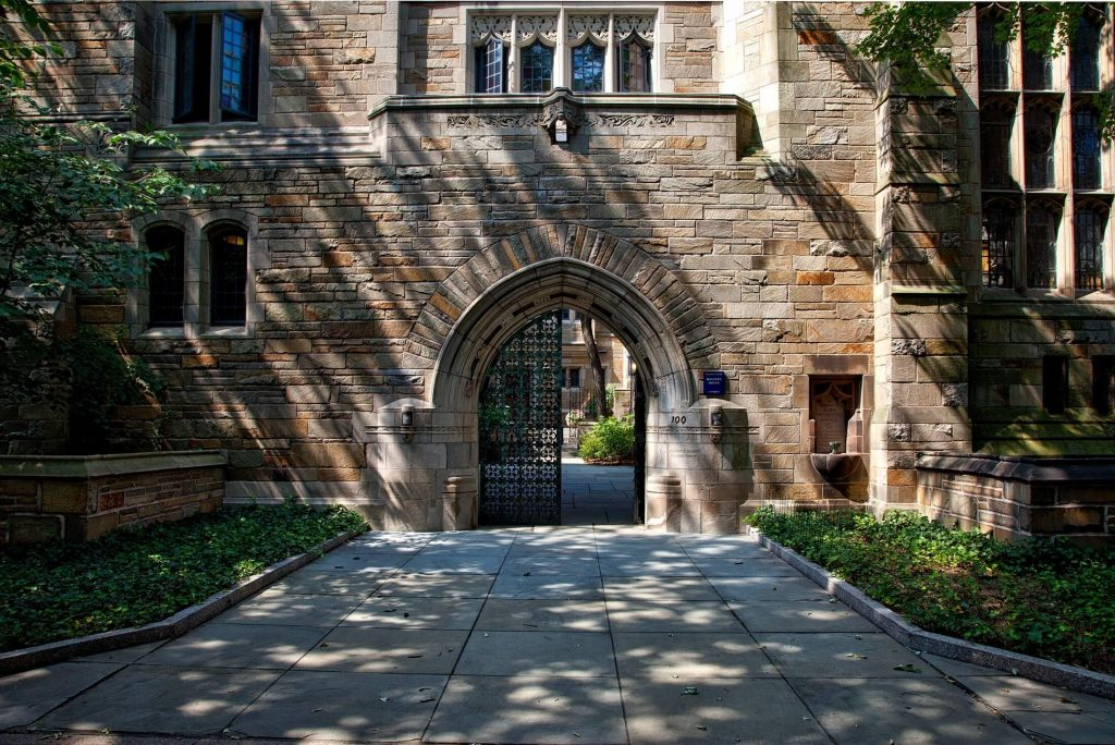 Yale Supplemental Essays