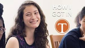 A Student shares how she got into TASP