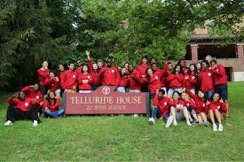 Telluride Students posing for 2019 summer school