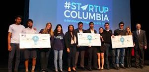 A new program called, Startup Columbia, has high school students competing for the best innovation for scholarships