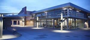 Monta Vista High School Union Building