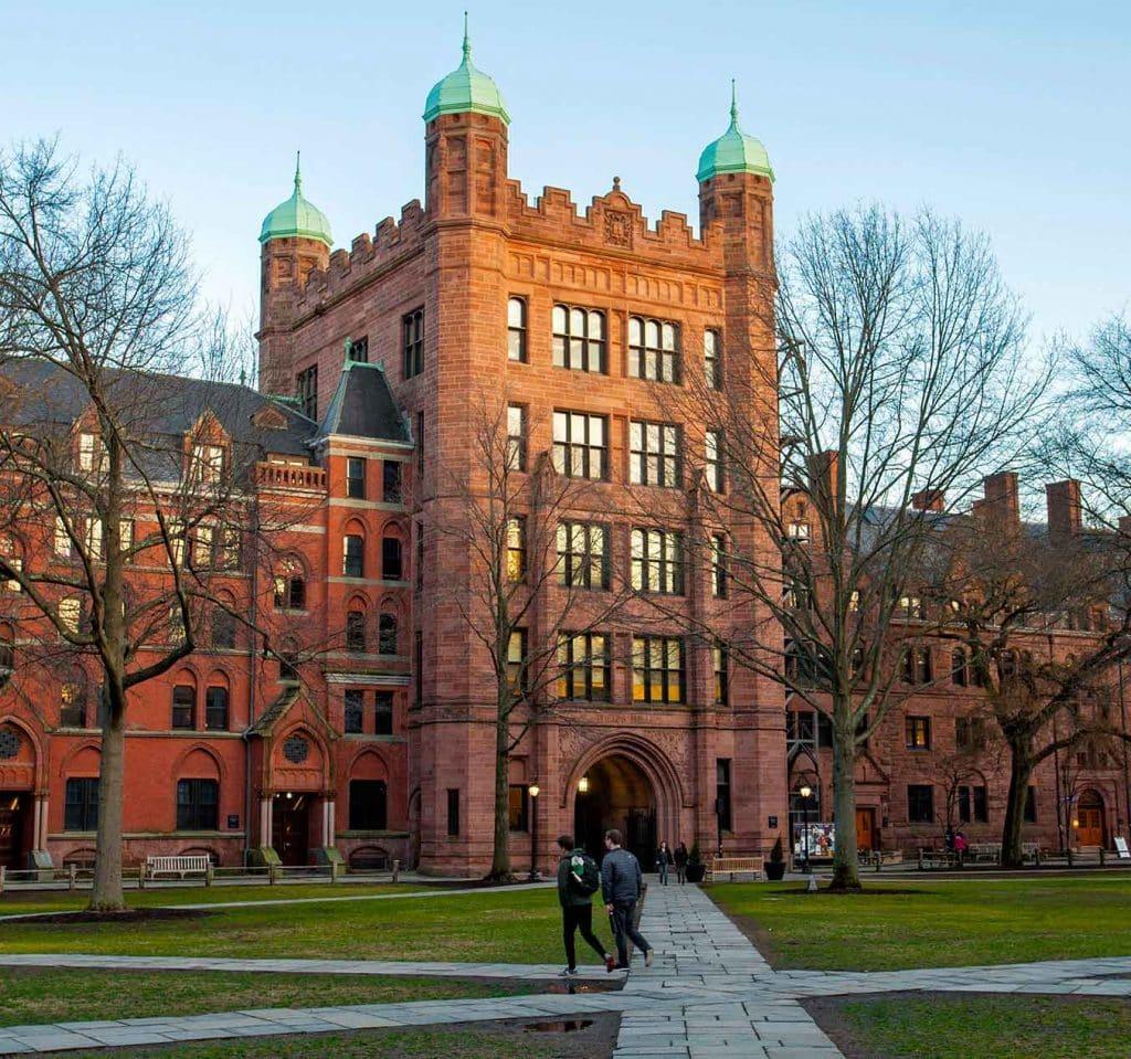 Yale Acceptance Rates