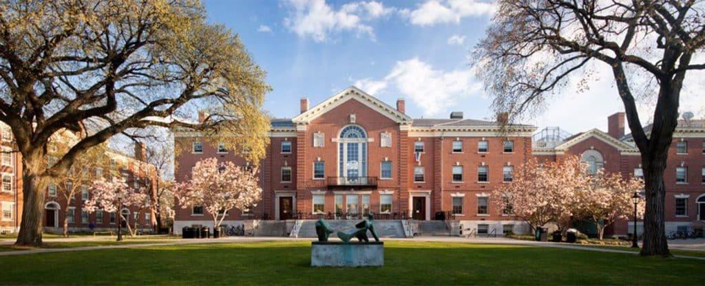 Brown University main building