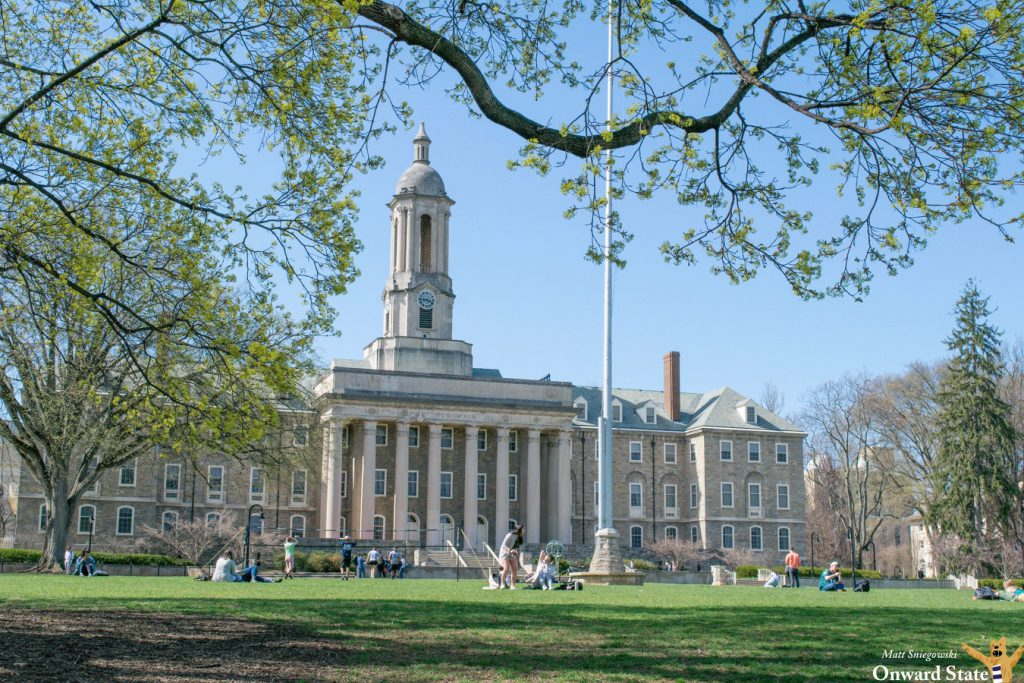 Penn State University main building