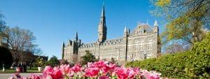 Georgetown Undergraduate Building