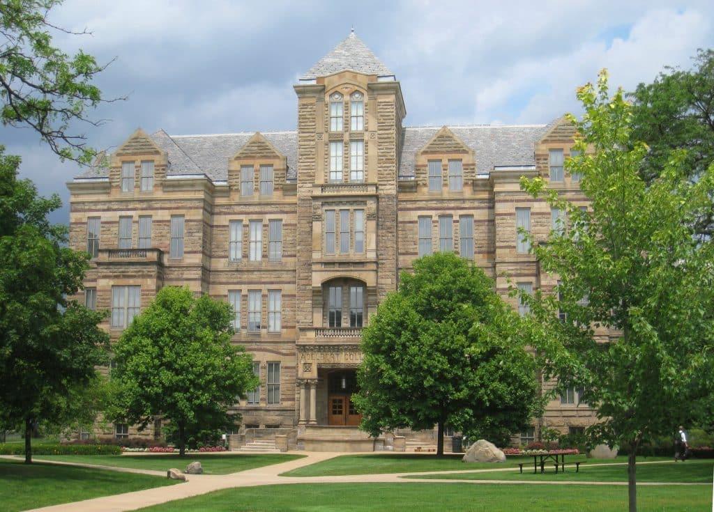 Case Western University Main Building