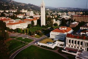 Berkeley school campus and admissions