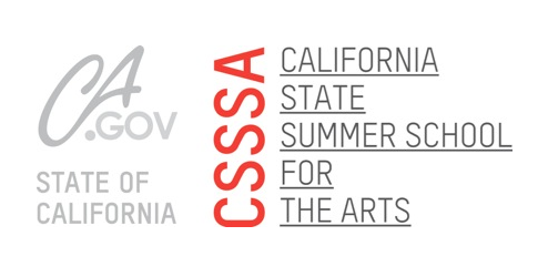 The California State Summer School for the Arts at CalArts Logo