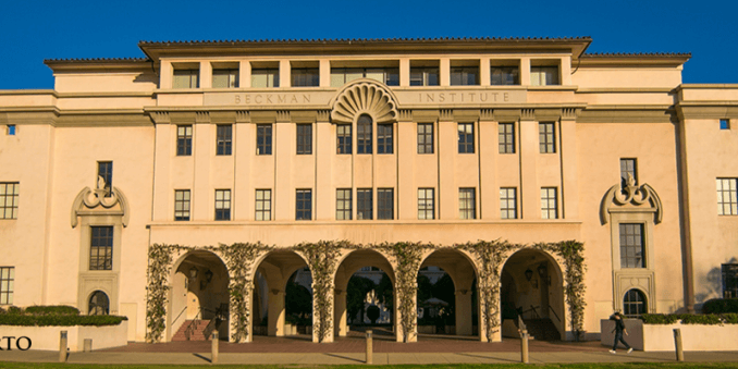Caltech main building