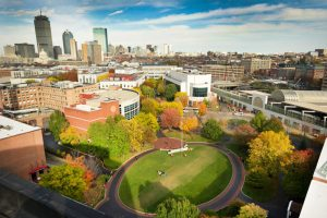Northeastern University campus