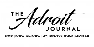 The Adroit Journal Logo