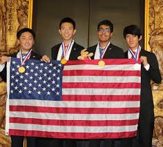 US National Chemistry Olympiad Asian American Winners