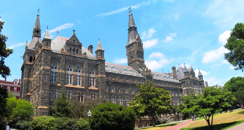 Georgetown main building