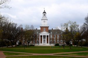 Johns Hopkins main building