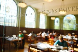 Johns Hopkins library