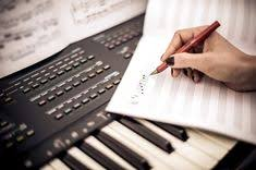 piano and music sheet for NAFME