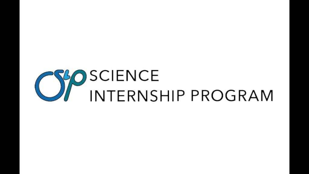 UC Santa Cruz Science Internship Program Logo