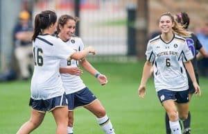 Notre Dame women's soccer team
