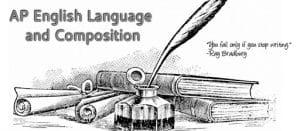 AP English Language and Composition Logo