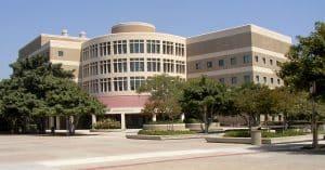 University of California building