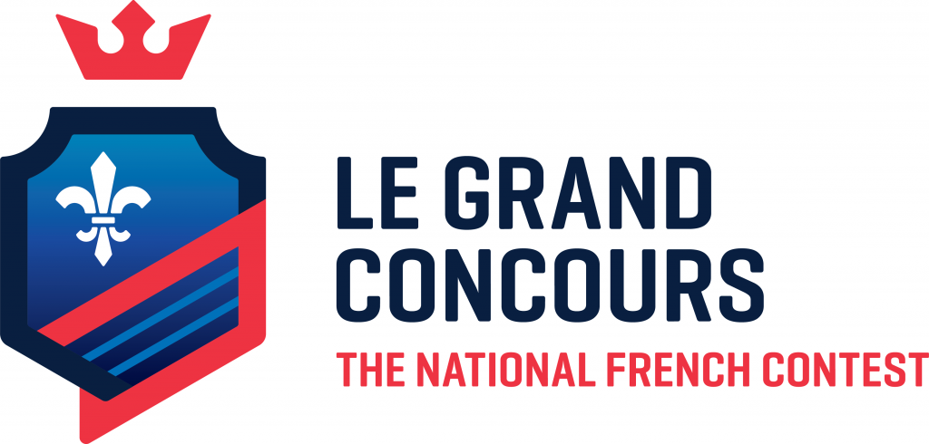 National French Competition Logo