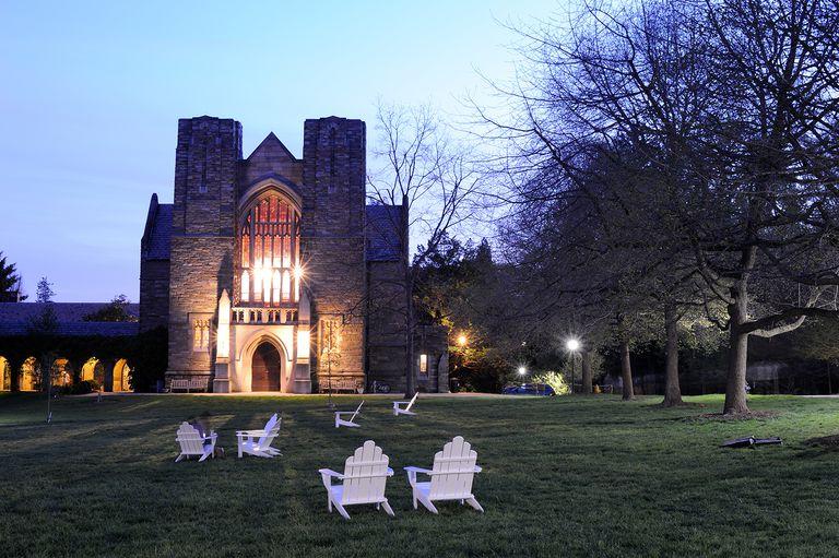 Swarthmore college building