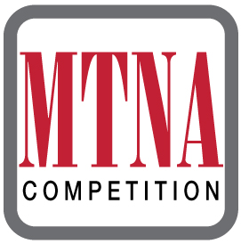 Music Teachers National Association Competitions (MTNA) Logo