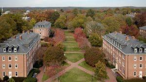 UNC Chapel Hill school campus