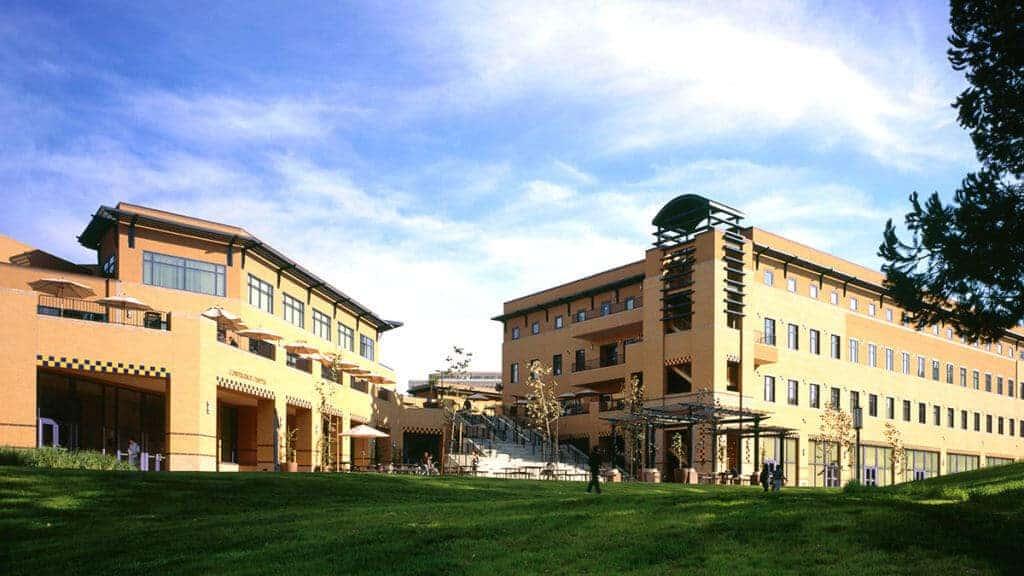 University of California main building