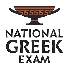 National Greek Exam Logo
