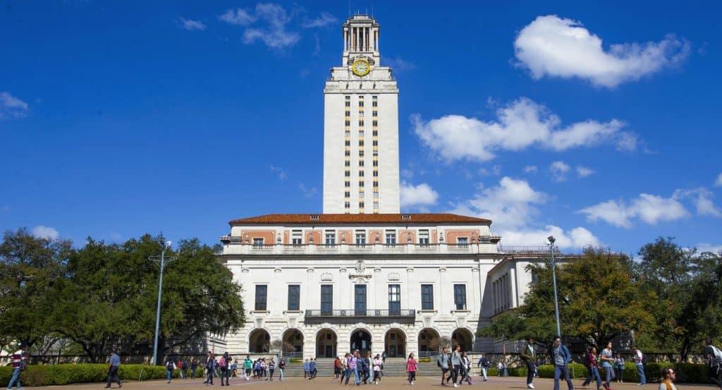 University of Texas at Austin Tower