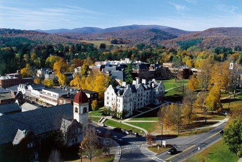 Williams college school campus